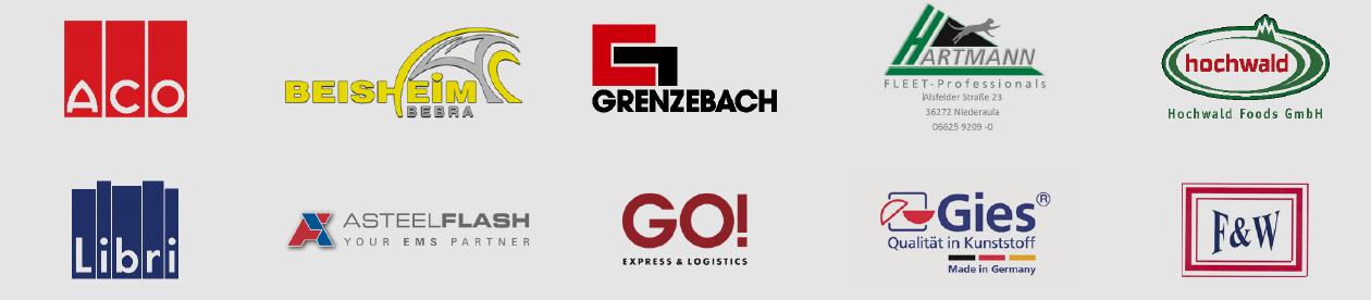 Baumgart GmbH - Glas- und Gebäudereinigung, Referenzkunden